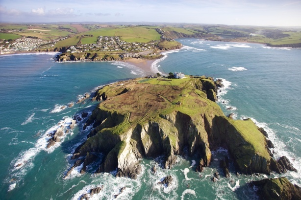aerial-photos of Devon