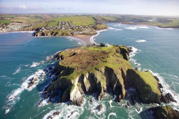 aerial-photos of Devon